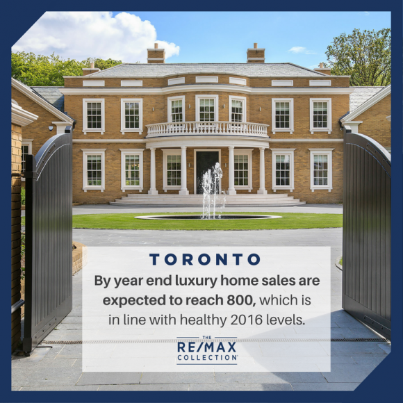 While Luxury Homes Sales In The Greater Toronto Area (GTA), Oakville And  Hamilton Burlington Have Fallen Short Of Last Yearu0027s Record Breaking Pace,  ...